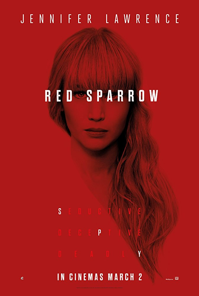 red sparrow Red Sparrow