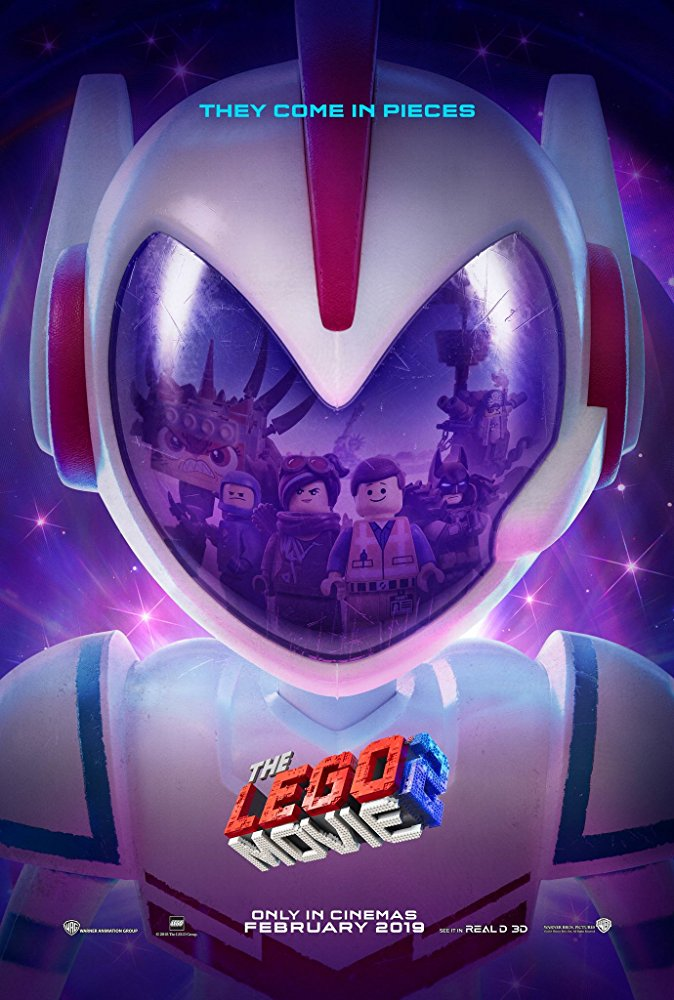 lego movie 2 The LEGO Movie 2: The Second Part